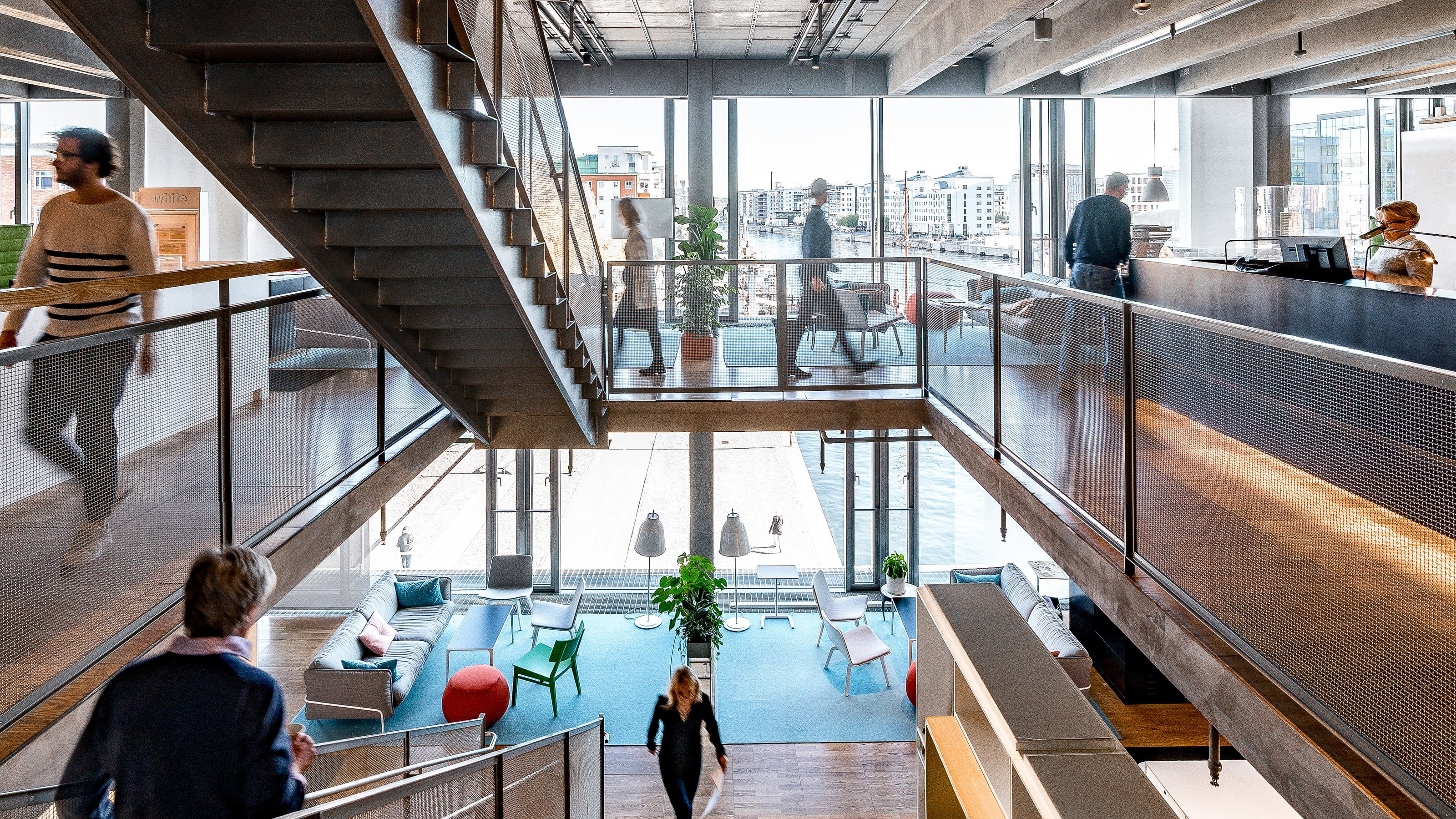 Valkommen Till White I Stockholm White Arkitekter