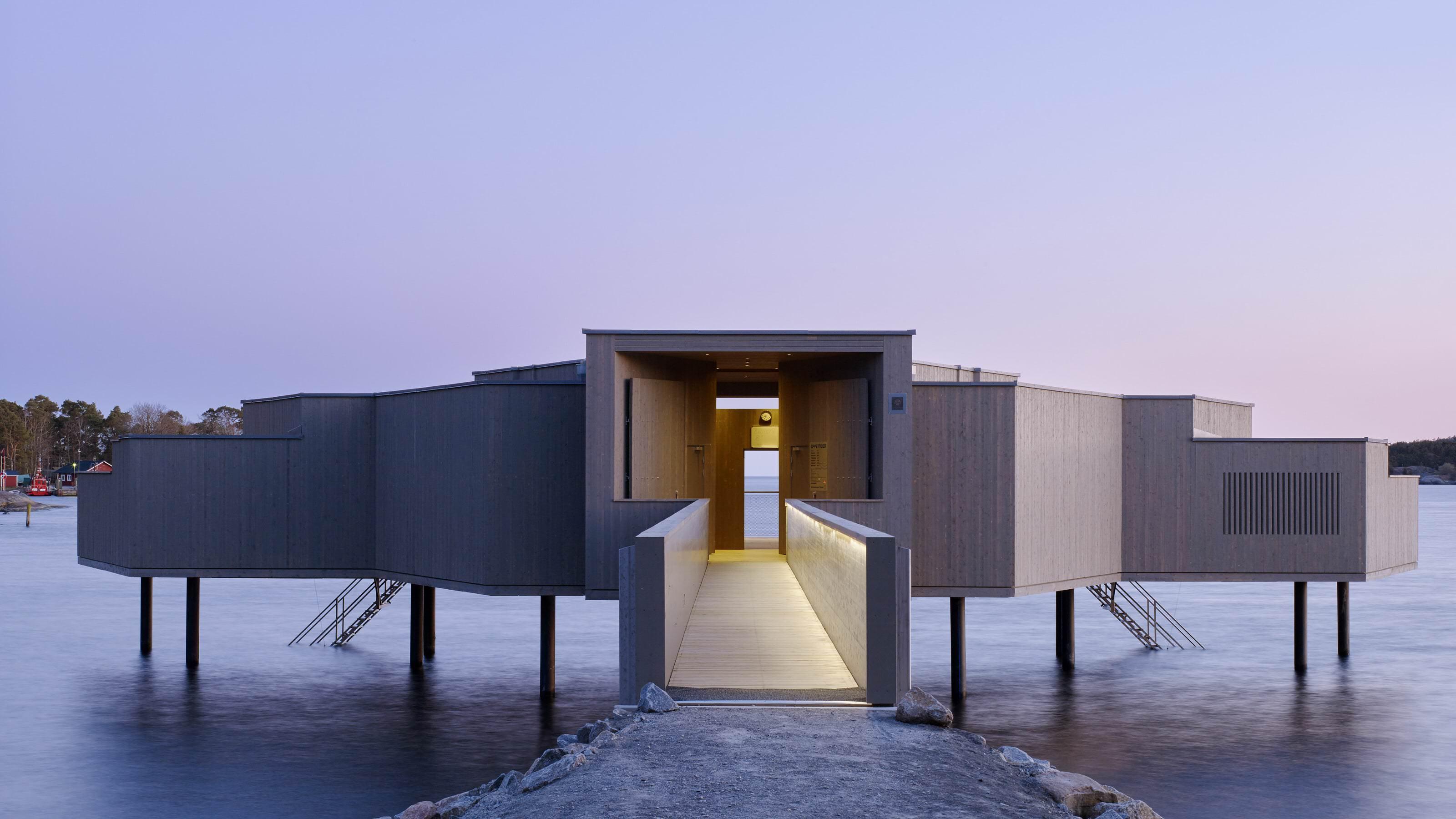 Karlshamns Kallbadhus — A new take on the bath house | White Arkitekter